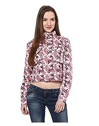 Yepme Women's Pink Cotton Jackets - YPMJACKT5114_L