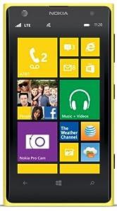 Nokia Lumia 1020, Yellow (AT&T)