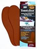 MCR Safety CTFW-XC Toasty Feet Womans Shoe insoles Infused with Aerogel Extra Cushion for Sizes 7-10