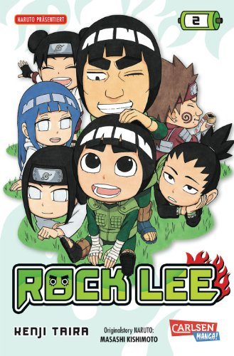Rock Lee, Band 2