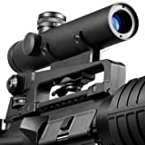BARSKA 4x20 Electro Sight Scope M-16 Riflescope