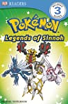 Dk Readers Pokemon Legends Of Shinnoh...