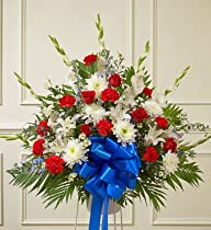 1-800-Flowers – Red White And Blue Sy…