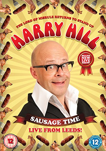 Harry Hill Live - Sausage Time [DVD]