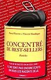 Concentr� de best-sellers - Pastiches