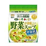 マルちゃん 野菜が美味しいスープ中華風5P×6袋