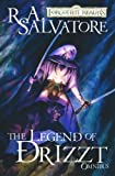 Forgotten Realms: The Legend of Drizzt Omnibus (1932796665) by Salvatore, R. A.