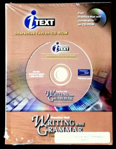 Writing And Grammar: Online Interactive Text