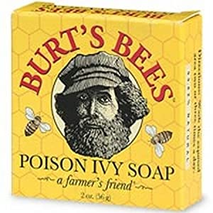 Burt's Bees Poison Ivy Soap, 2-Ounce