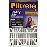 Filtrete Allergen Reduction Filter for 4-Inch Housings, 20-Inches x 25-Inches x 4-Inches, 4-Pack