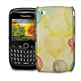 Vintage Hot Air Balloons Phone Hard Shell Case for BlackBerry Q10 Z10 Bold Curve Torch & more - BlackBerry Curve 8520/9300