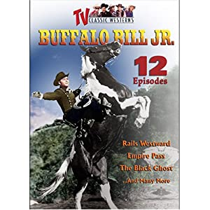 TV Classic Westerns V.5: Buffalo Bill Jr.