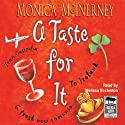 A Taste for It Audiobook by Monica McInerney Narrated by Melissa Eccleston