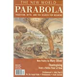 Parabola: The New World - Winter 2007 (Volume 32, No. 4) ~ Jeff (Editor) Zaleski