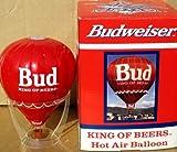 BUDWEISER KING OF BEERS HOT AIR BALLOON - Diecast Metal - 1998 Bank