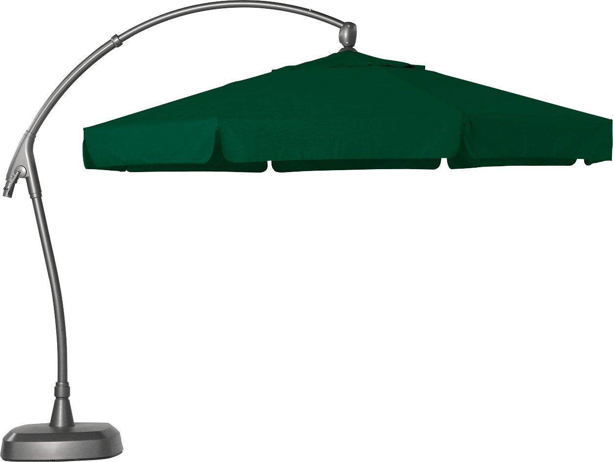 Hartman Ampelschirm 350 cm Scope dunkelgrün Sonnenschirm Sonnenschutz Alu Textil Parasol jetzt kaufen