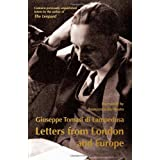 Letters from London and Europeby Giuseppe Tomasi di...