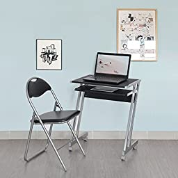 BeautyHero Cambridge Computer Desk and Chair