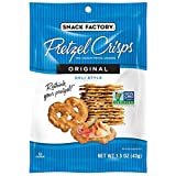 Snack Factory Pretzel Crisps, Original, 1.5 Ounce (Pack of 24)