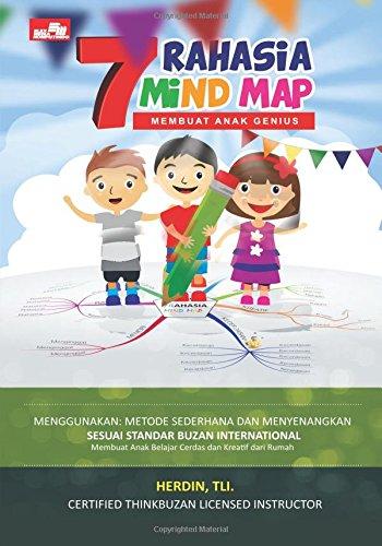 7 Rahasia Mind Map: Membuat anak Genius (Indonesian Edition)