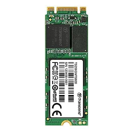 Transcend MTS600 (TS256GMTS600) 256 GB SATA III Internal SSD