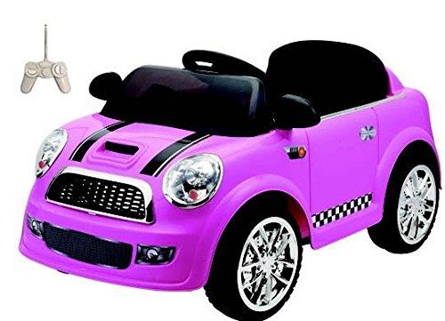 AUTO MINI COOPER ROSA C/RADIOC. 00937