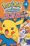 img - for Pokemon: Comic Reader #1:Battle for the Bolt Badge book / textbook / text book