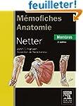 M�moFiches anatomie Netter Membres
