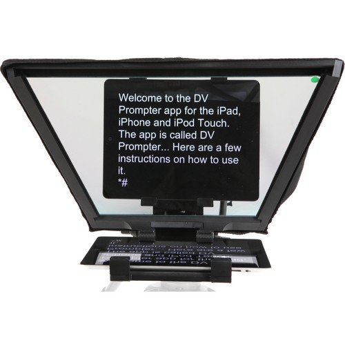 Datavideo-TP-600B-iPad-Android-Tablet-Prompter-Kit-for-ENG-Cameras-with-Bluetooth-Remote-Control