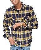ジョーカーセレクト(JOKER Select) ネルシャツ メンズ 長袖 シャツ 長袖シャツ チェックシャツ カジュアル フランネル チェックシャツ レディース M I柄(60)