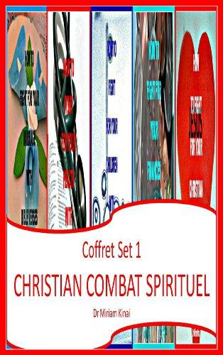 Couverture du livre CHRISTIAN COMBAT SPIRITUEL COFFRET SET 1