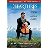 Departures ~ Masahiro Motoki
