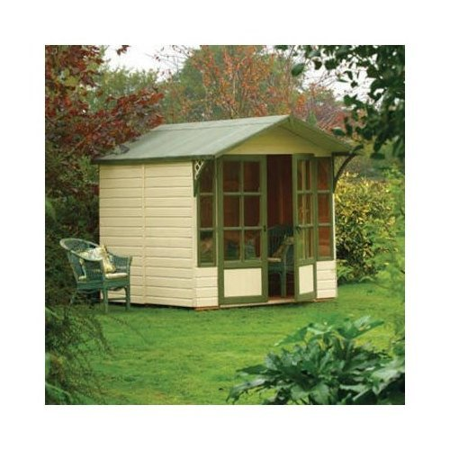 8.66FT x 7.21FT EATON SUMMERHOUSE