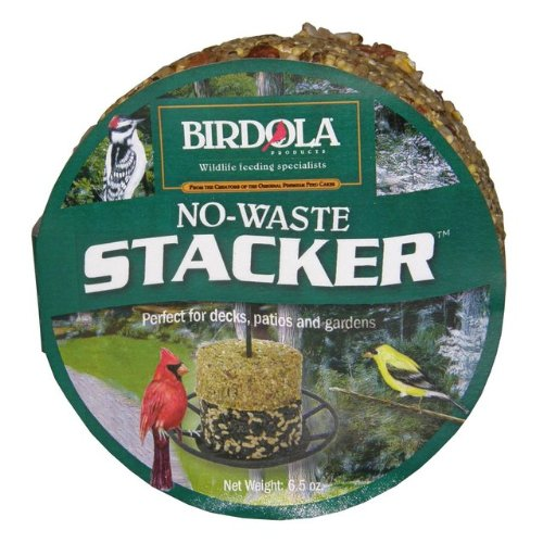 Cheap Birdola 6.5 Oz No Waste Stacker Sold in packs of 6 (B00767DPYS)