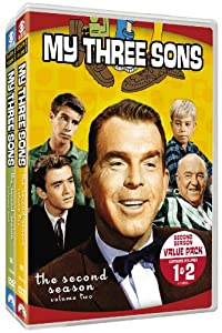 My Three Sons: Season Two, Vols. 1 & 2 from Paramount