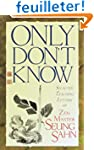 Only Don't Know: Selected Teaching Le...