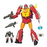 Transformers Masterpiece - Figura de Rodimus Prime (versión EE. UU.)