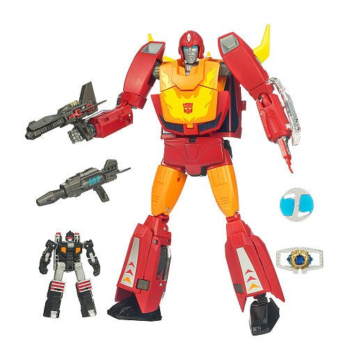 Transformers Masterpiece Rodimus Prime U.S. Version