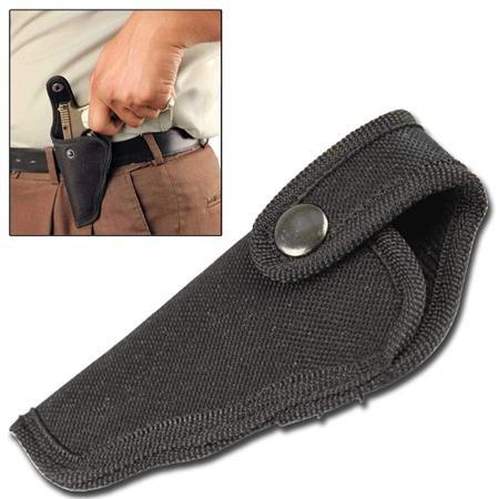 Fully Loaded Pistol Knife Holster