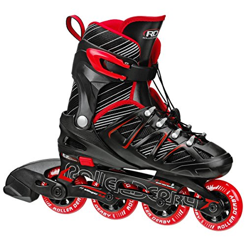 Roller-Derby-Boys-Stinger-52-Adjustable-Inline-Skate