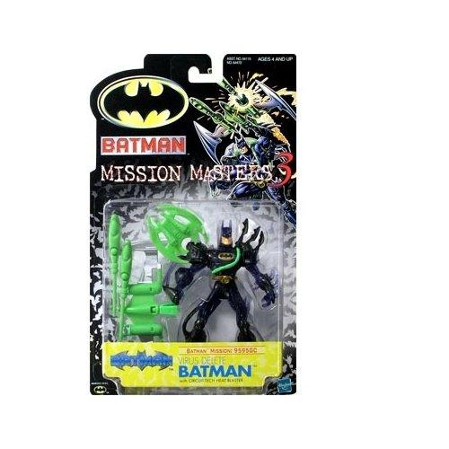 Batman: The New Batman Adventures Mission Masters 3 Virus Delete Batman Action Figure - 1