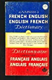 img - for Larousse's French-English English-French Dictionary book / textbook / text book