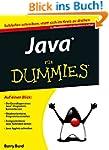 Java f�r Dummies