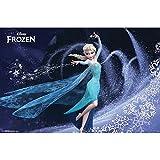 Trends International RP13538 Frozen Elsa Poster, 22 by 34-Inch