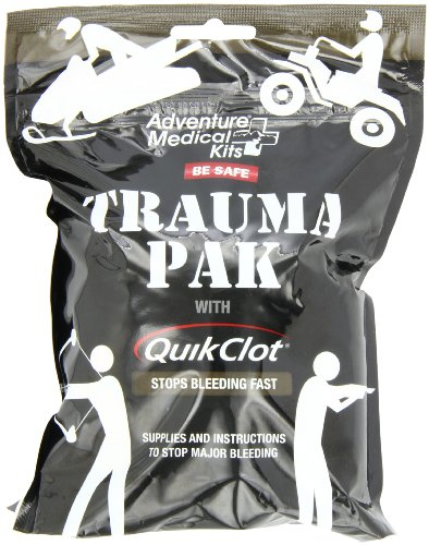 Adventure Medical Kits Trauma Pack  QuikClot