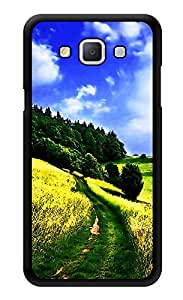 "Humor Gang Open Blue Sky Printed Designer Mobile Back Cover For ""Samsung Galaxy j7"" (3D, Glossy, Premium Quality Snap On Case)"