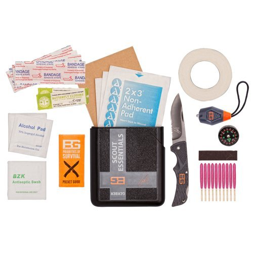 Bear Grylls Scot Essentials Kit in