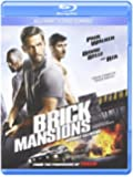 Brick Mansions [Bluray + DVD] [Blu-ray] (Bilingual)