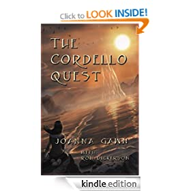 The Cordello Quest (The Lazuli Portals)