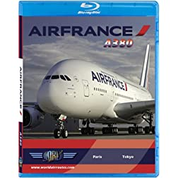 Air France Airbus A380 [Blu-ray]